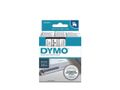 DYMO D1 9mm Tape Black/ Clear