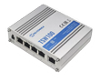 TELTONIKA TSW100 Switch 5-porte Gigabit PoE