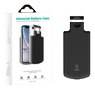 SIGN Universal iPhone Battery Case, black