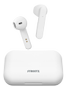 STREETZ True Wireless Stereo semi-in-ear,  matte white
