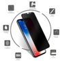 KAPSOLO Privacy Tempered GLASS Screen Protection   Factory Sealed