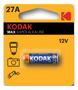 KODAK ULTRA Alkaline 27A batteries (1 pack)