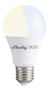 SHELLY Lampa, LED, WiFi, E27, dimbar, färgtemperatur,  DUO