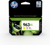 HP 963XL High Yield Yellow Original Ink Cartridge (3JA29AE)