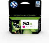 HP 963XL High Yield Magenta Original Ink Cartridge (3JA28AE)