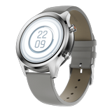 MOBVOI TicWatch C2+ Smartwatch Platinum Factory Sealed (P1023003400A)