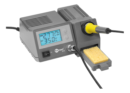 GOOBAY Fixpoint EP5 digital soldering station, Standing Box - for carrying ou (51098)