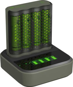 GP ReCyko Speed Battery Charger, M451 (USB) + Dock D451, M4D45/ 270HCE-2WB4 /202241 (202241)