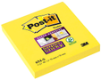 POST-IT Super Sticky 76x76mm Gul