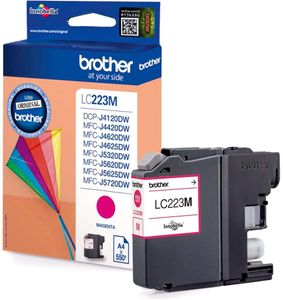 BROTHER Blekk LC223M Magenta (LC223M)