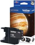 BROTHER Blekk LC1240BK Sort (LC1240BK)