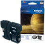 BROTHER Blekk LC1100BK Sort