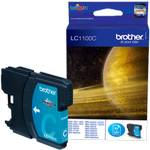 BROTHER Blekk LC1100C Cyan (LC1100C)