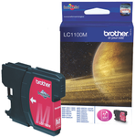 BROTHER Blekk LC1100M Magenta (LC1100M)