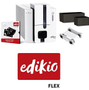 EVOLIS Kortprinter pakke Ediko Flex
