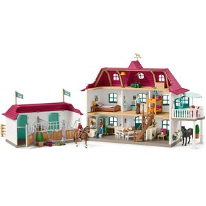 SCHLEICH Bondegårdsdyr Large Riding School with House and Stable (42416)