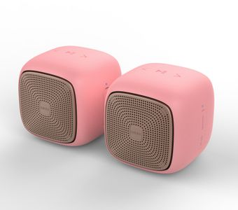 EDIFIER Bluetooth speaker (MP202DUOPINK)
