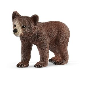 SCHLEICH Wild Life   42473 Grizzly Bear Mother with Cub (42473)