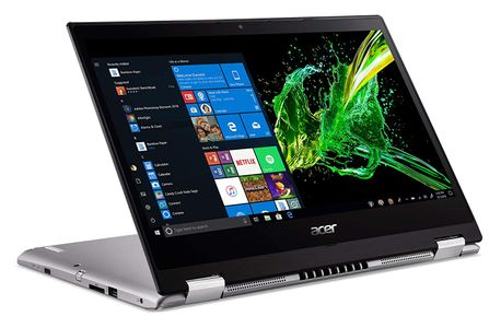 ACER Spin 3 SP314 14 Touch i3-8145U 8GB 256GB W10H (NX.H60ED.002)