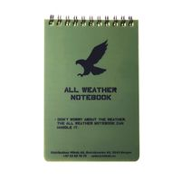 MILRAB All Weather Notebook - muistilehtiö