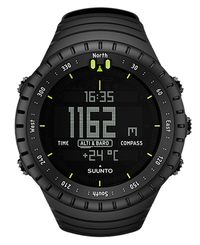 SUUNTO Core - Kello - All Black