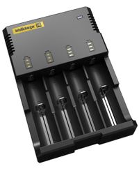 NITECORE Intellicharger i4 - laturi