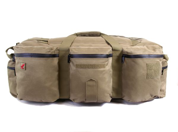 MILRAB Original 90L - Laukku - Coyote (MRABB90B-CO)