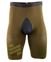 Compressport Tactical UW - shortsit - oliivi