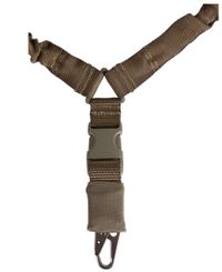Tasmanian Tiger Single Sling - Asehihna - Oliivi