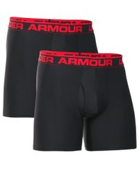 Under Armour O Series 2-pack - bokserit - must (1282508-001)