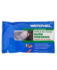 Water-Jel Burn Dressing - side (FM-505050)