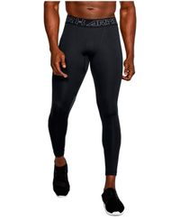 Under Armour Cold Gear Reactor - Legging - Musta
