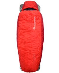 Sea to Summit Basecamp Thermolite BT4 Normal - Makuupussi - Punainen