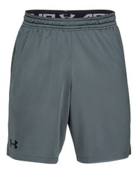 Under Armour MK1 - Shortsit - Harmaa