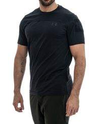 Under Armour Tactical Combat - T-paita - Musta