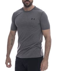 Under Armour Threadborne Fitted - T-paita - harmaa