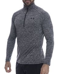Under Armour Tech 1/2 Zip - Paita - Musta