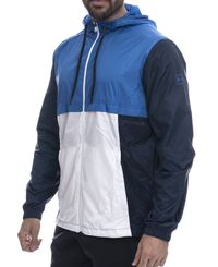 Under Armour Sportstyle Windbreaker - Takki - Sininen