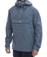 Amundsen Sports Peak - Anorakki - Faded Blue