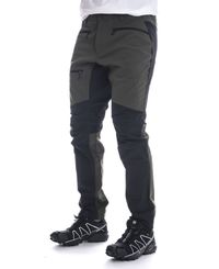 Haglöfs Rugged Flex Pant - housut - Deep Woods/ True Black (603969-3NR)