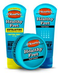 O'Keefe's Healthy Feet 91g - Jalkavoide (24103)