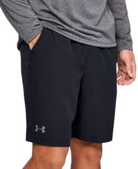 Under Armour Qualifier WG Perf  - Shortsit - Musta (1327676-002)