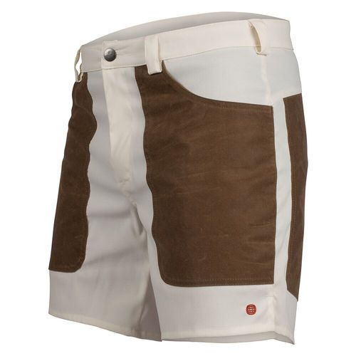 Amundsen 7 Incher Field - Shorts - Offwhite/ Tan (MSS53.2.010)