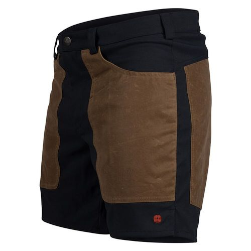 Amundsen 7 Incher Field - Shorts - Faded Navy/Tan (MSS53.2.590)