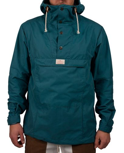 Amundsen Roamer - Anorakki - Faded Blue (MAN51.1.520-L)