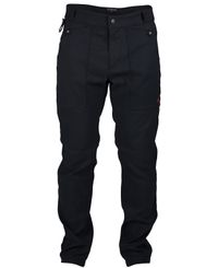 Amundsen Roamer Slacks - Housut - Faded Navy (MPA55.1.590)