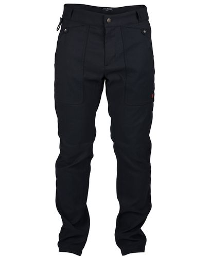 Amundsen Roamer Slacks - Housut - Faded Navy (MPA55.1.590-XL)