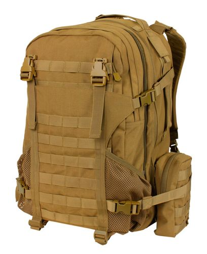 Condor Orion Assault 50L - Reppu - Coyote (111054-498)