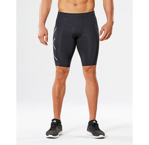 2XU Core Compression - Shortsit - Black/ Silver (109237)