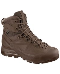 Salomon Forces X Alp GTX - Kengät - Slate Black (L40136800)